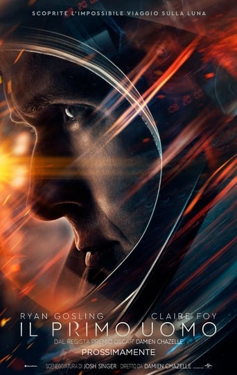 Poster of First Man - Il primo uomo