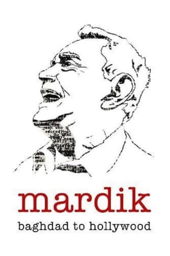Poster of Mardik: From Baghdad to Hollywood