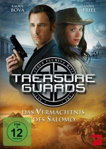 Poster of Treasure guards