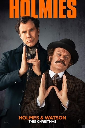 Poster of Holmes and Watson
