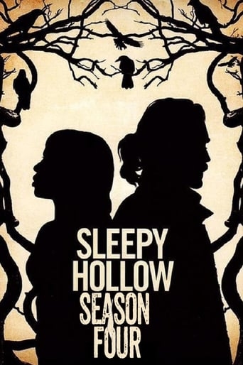 Raitelis be galvos / Sleepy Hollow (2017) 4 Sezonas EN