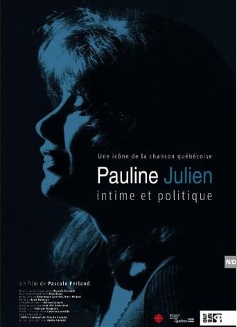 Poster of Pauline Julien, intime et politique