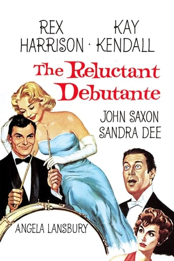 Poster of The Reluctant Debutante