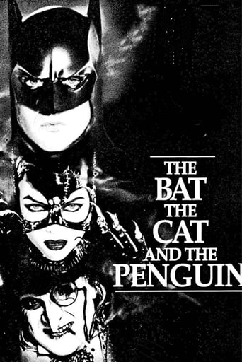 Poster of The Bat, the Cat, and the Penguin