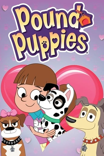 Poster of Pound Puppies
