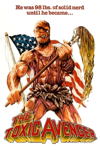 Poster of The Toxic Avenger