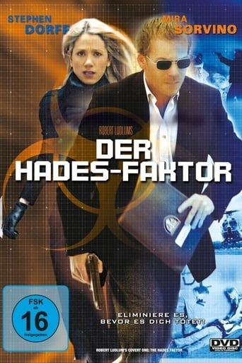 Poster of Covert One: The Hades Factor