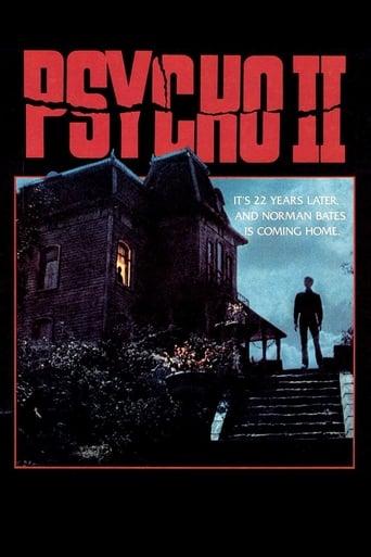 Poster of Psycho II