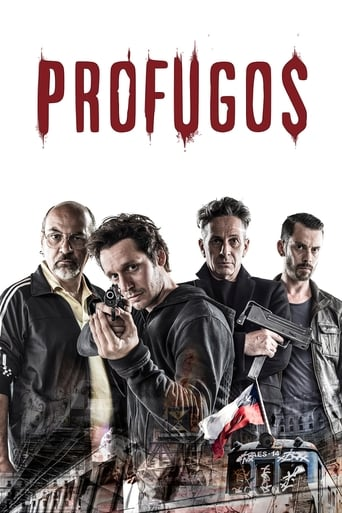 Poster of Profugos