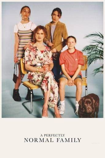 Poster of A Perfectly Normal Family