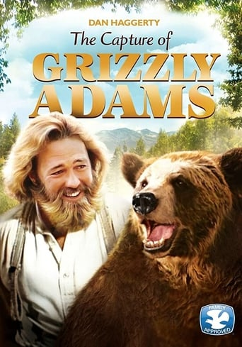 Poster of The Capture of Grizzly Adams