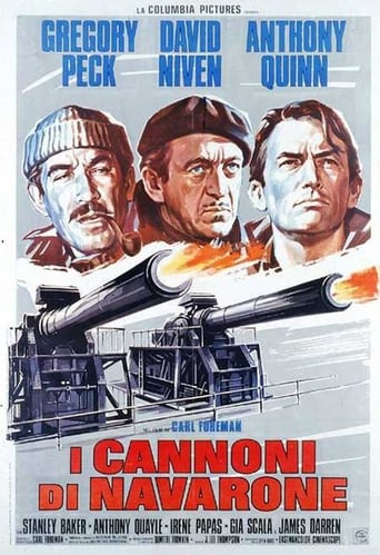 Poster of I cannoni di Navarone