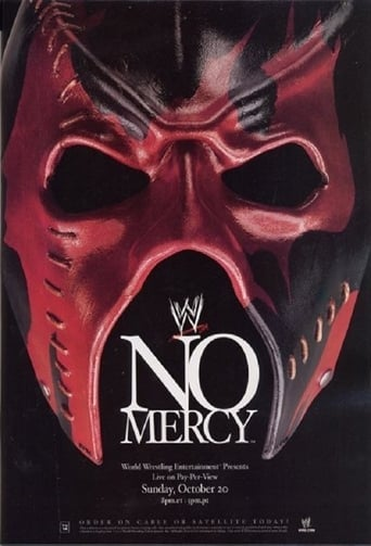 Poster of WWE No Mercy 2002