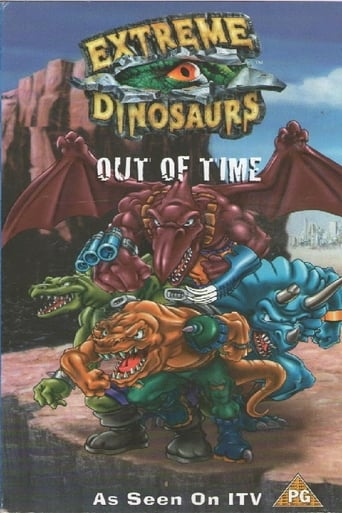 Poster of Extreme Dinosaurs