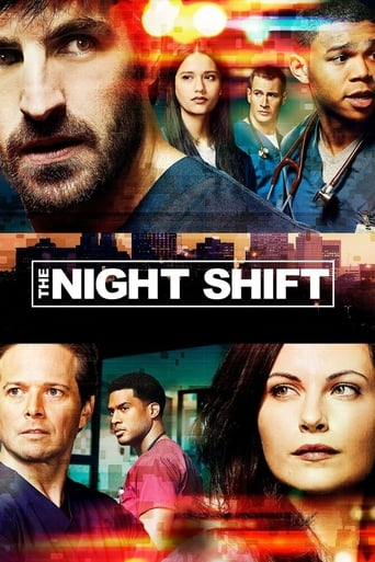 Filmposter von The Night Shift