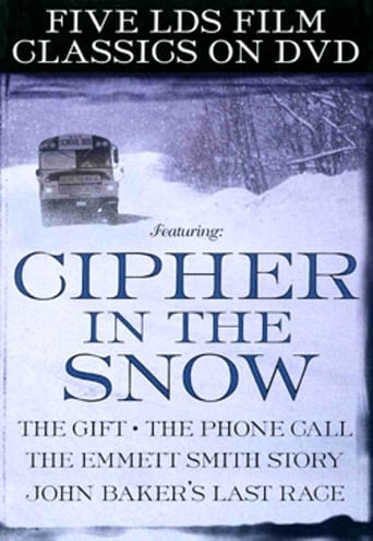 Poster of Cipher in the Snow