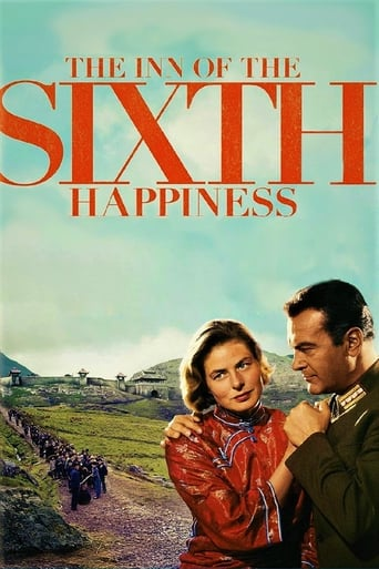 Poster of The Inn of the Sixth Happiness