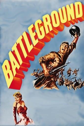 BATTLEGROUND (1949) (BLU-RAY)
