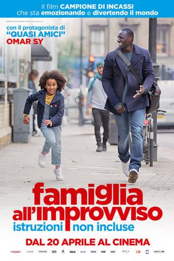 Poster of Famiglia all'improvviso - Istruzioni non incluse