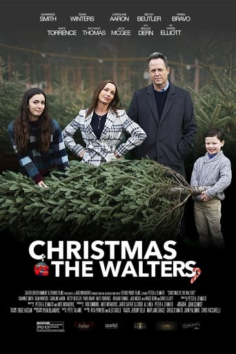 Poster of Christmas vs. The Walters