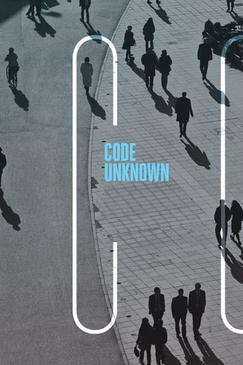 Poster of Code Unknown