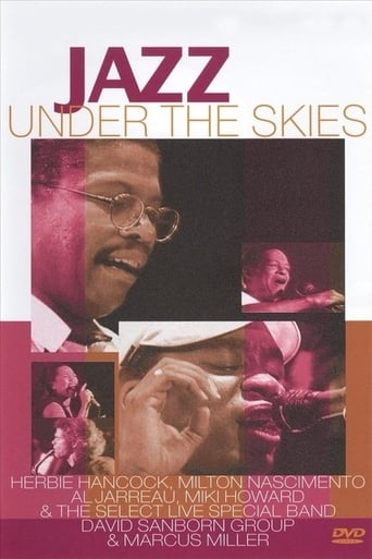 Poster of Jazz Under the Skies