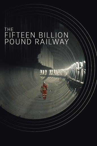 Poster of The Fifteen Billion Pound Railway