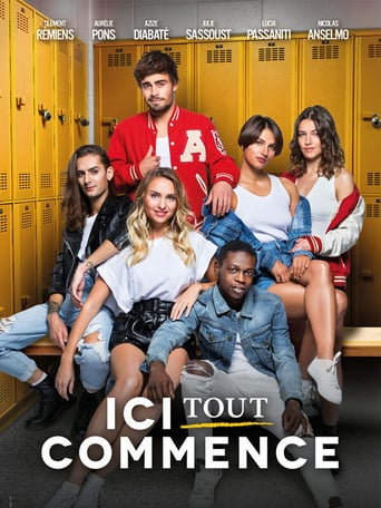 Poster of Ici tout commence