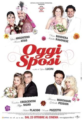 Poster of Oggi sposi