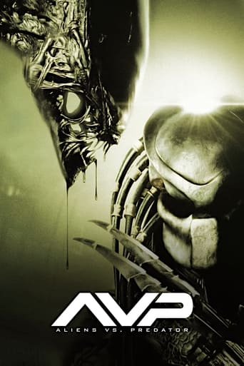 Poster of AVP: Alien vs. Predator