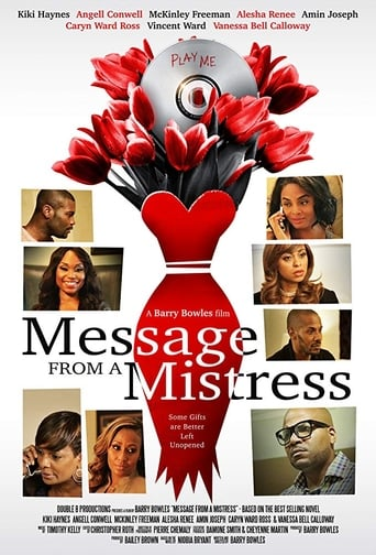 Poster of Message From A Mistress