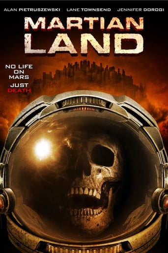 Poster of Martian Land