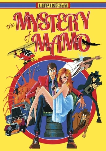 Lupin III : Le secret de Mamo