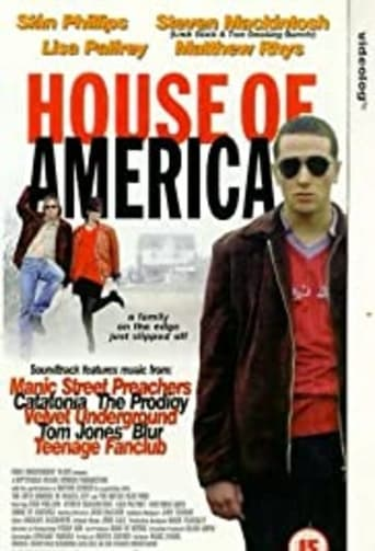 Poster of House of America