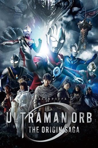 Poster of Ultraman Orb: The Origin Saga