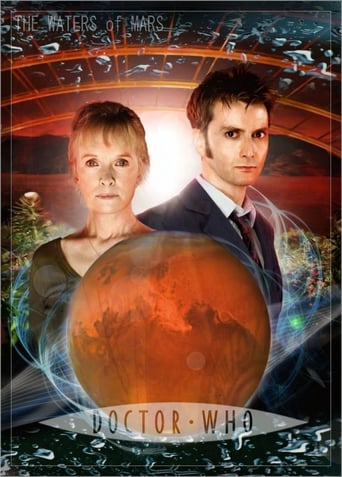 Doctor Who: The Waters of Mars poster