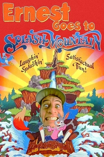 Poster of Ernest Goes to Splash Mountain
