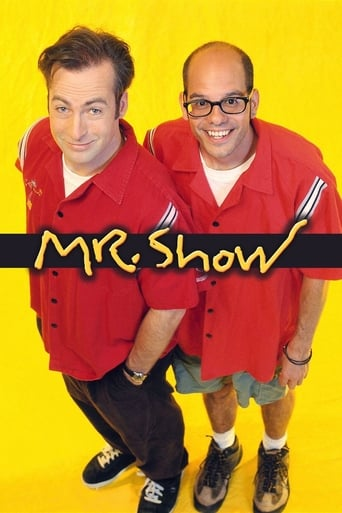 Poster of Mr. Show with Bob and David