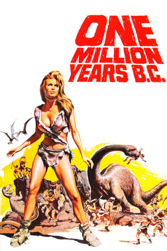 Poster of One Million Years B.C.