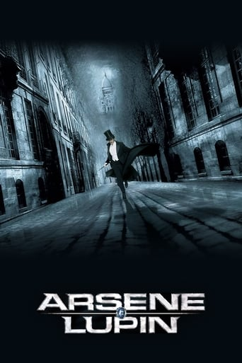 Adventures of Arsene Lupin poster