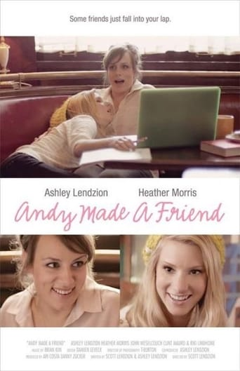Andy Made a Friend poster