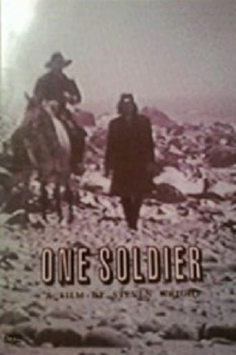 Poster of One Soldier