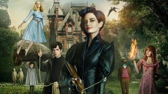Miss Peregrine's Home for Peculiar Children Poster