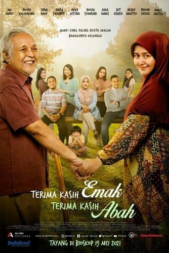 Poster of Terima Kasih Emak Terima Kasih Abah