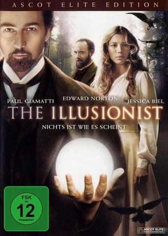 Filmplakat von The Illusionist - Nichts ist wie es scheint