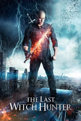 Poster of The Last Witch Hunter