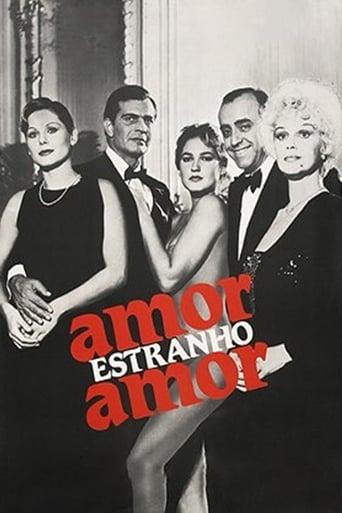 Poster of Love, Strange Love
