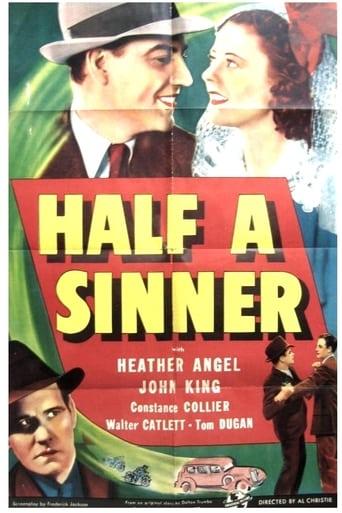Poster of Half a Sinner