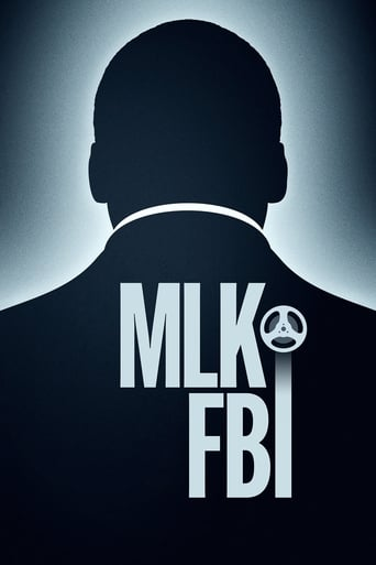 Poster of MLK/FBI