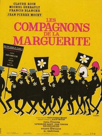 Poster of Les compagnons de la marguerite